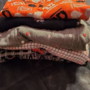Lot of 6 pairs of sleep pants